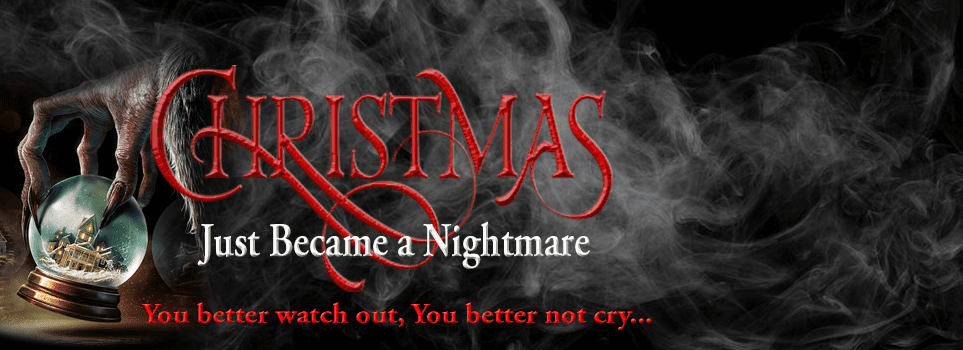 No Better Way To Spread Your Christmas Fear This Season!