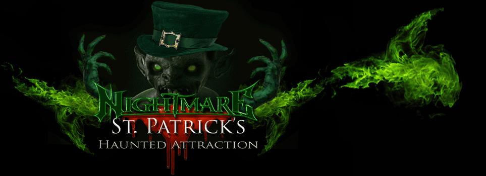 Creepy St. Patricks Haunted House ???
