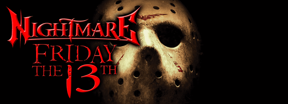 FRIDAY 13TH HERE AT ABANDONED CABIN®