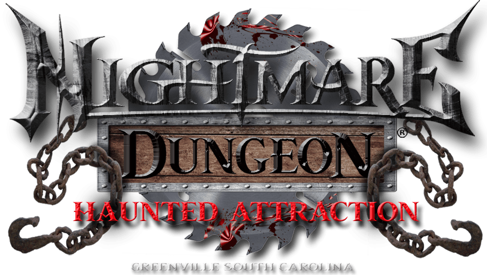 NIGHTMARE DUNGEON | Haunted Houses in Greenville South Carolina, Scariest Haunted Houses in SC, Haunted Houses Near Me.