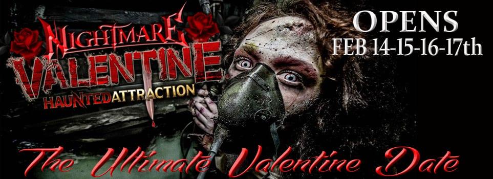 NIGHTMARE VALENTINE® 2018