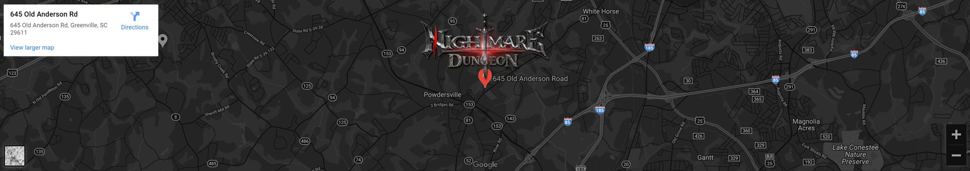 Nightmare Dungeon at